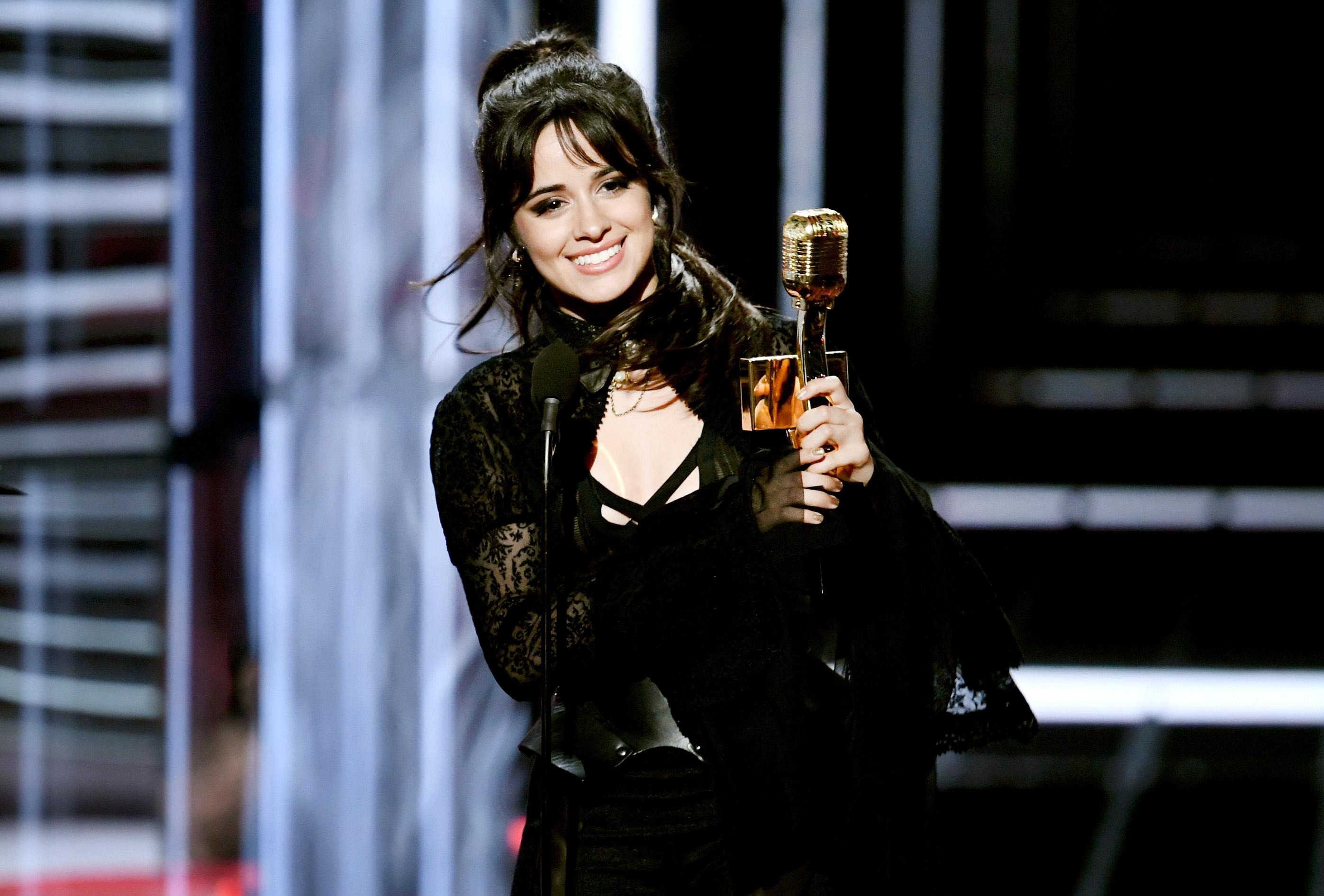 Camila Cabello 2018 Billboard Music Awards