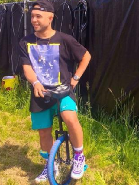 Jax Jones Unicycle
