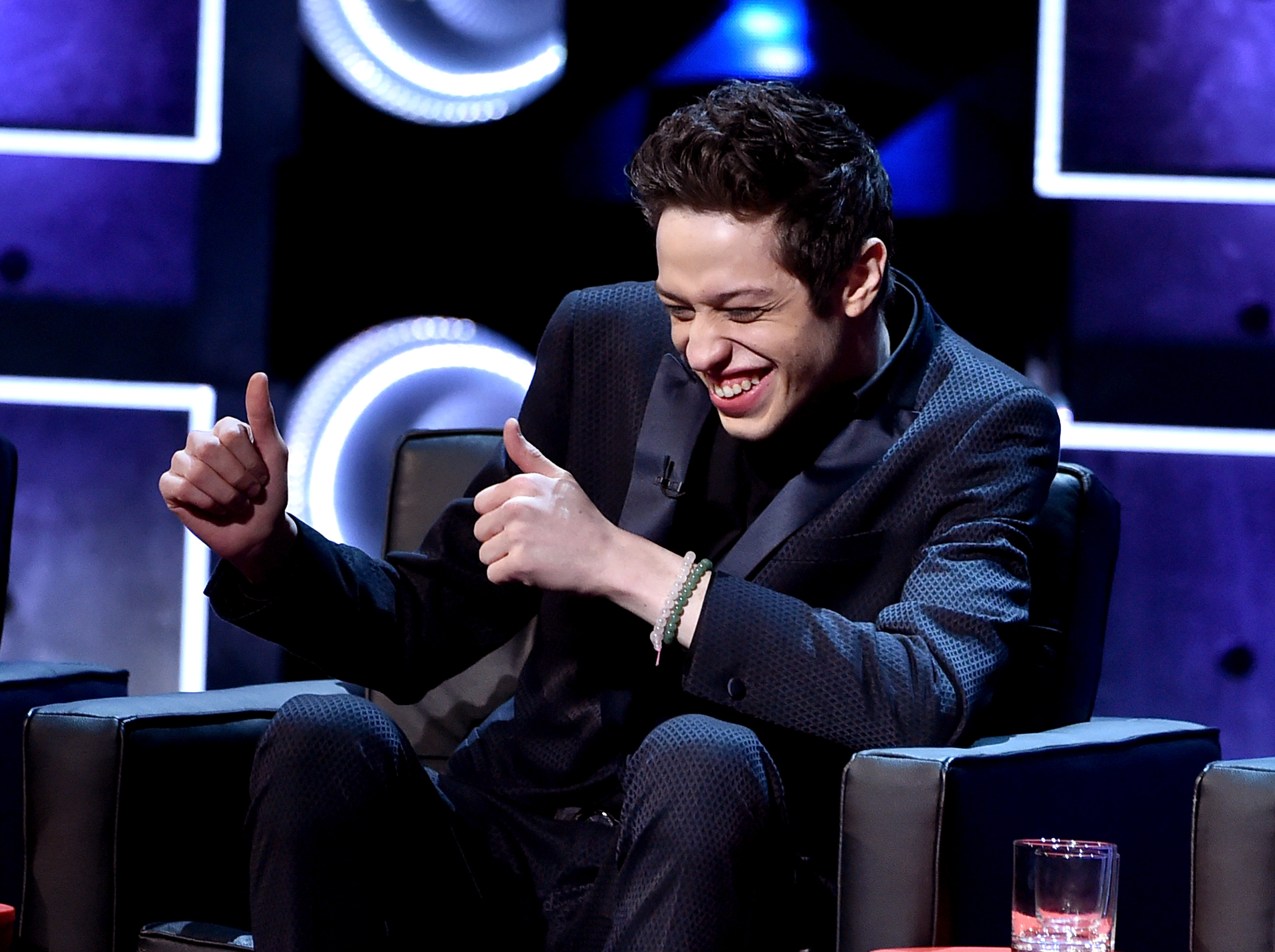 Pete Davidson Comedy Central Roast Justin Bieber