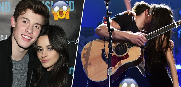 Tuesday, - Camila Cabello is NOT dating Shawn Mendes, despite telling him via social media, I love you forever after they.