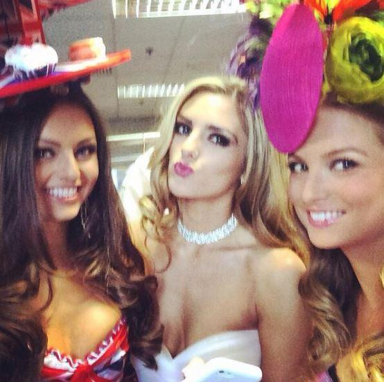 Kendall Rae-Knight And Zara Holland Twitter