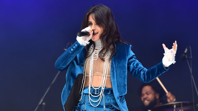Camila Cabello Bad Things Live At The Summertime Ball 2018 Capital
