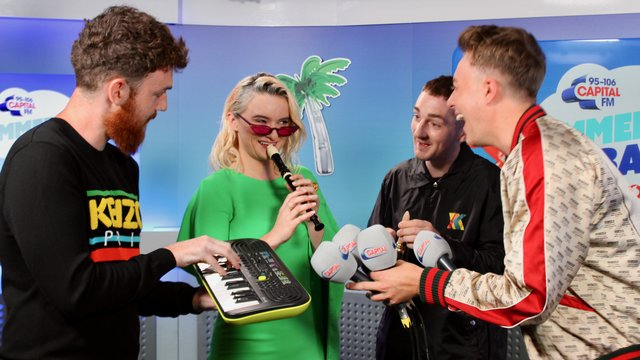 Clean Bandit | Latest News, New Songs, Photos & Videos | Capital