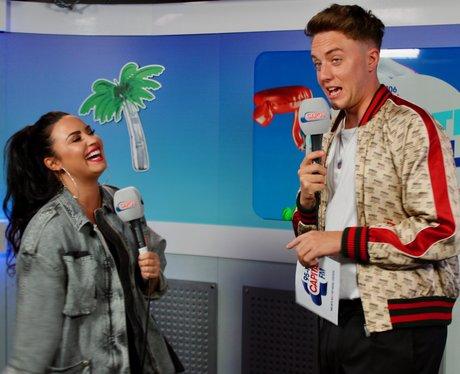 Demi Lovato Roman Kemp Summertime Ball 2018