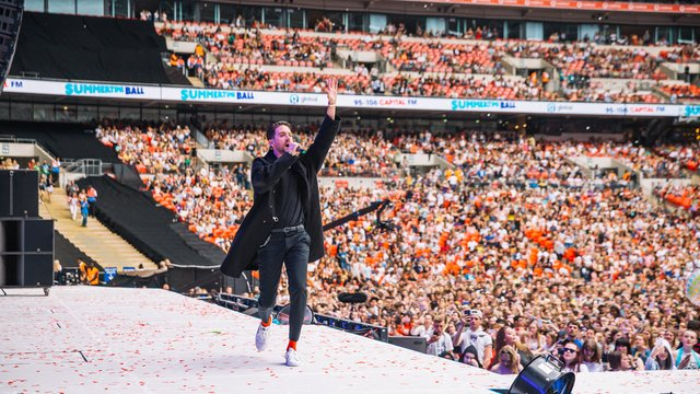 G-Eazy – 'Him & I' (Live At The Summertime Ball 2018) - Capital
