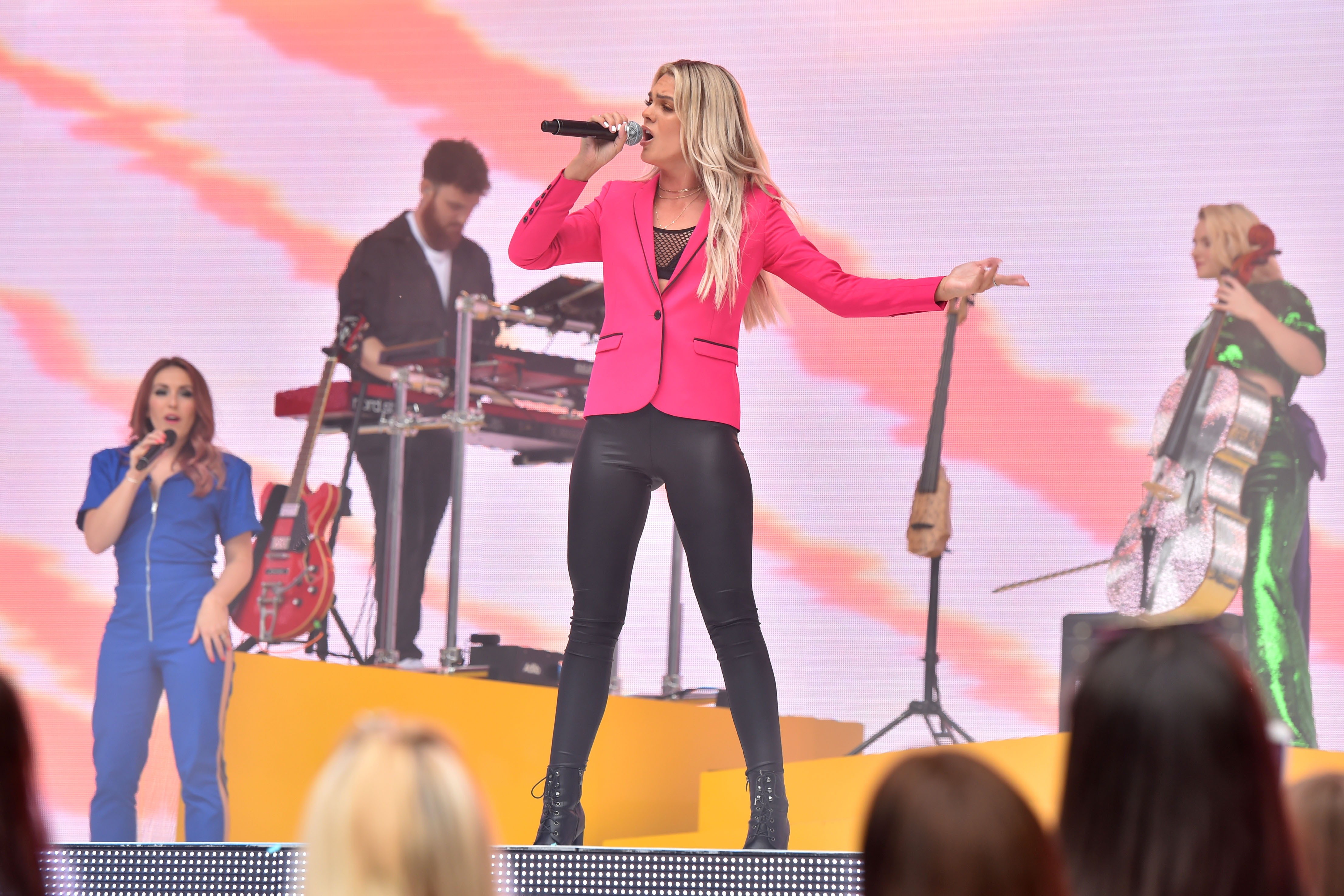 Louisa Johnson Summertime Ball 2018 Live