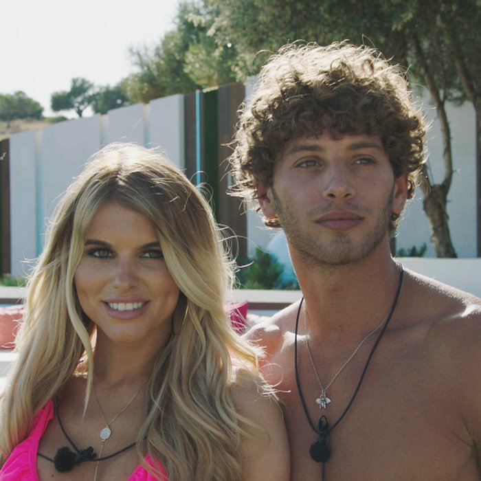 eyal and hayley love island 2018