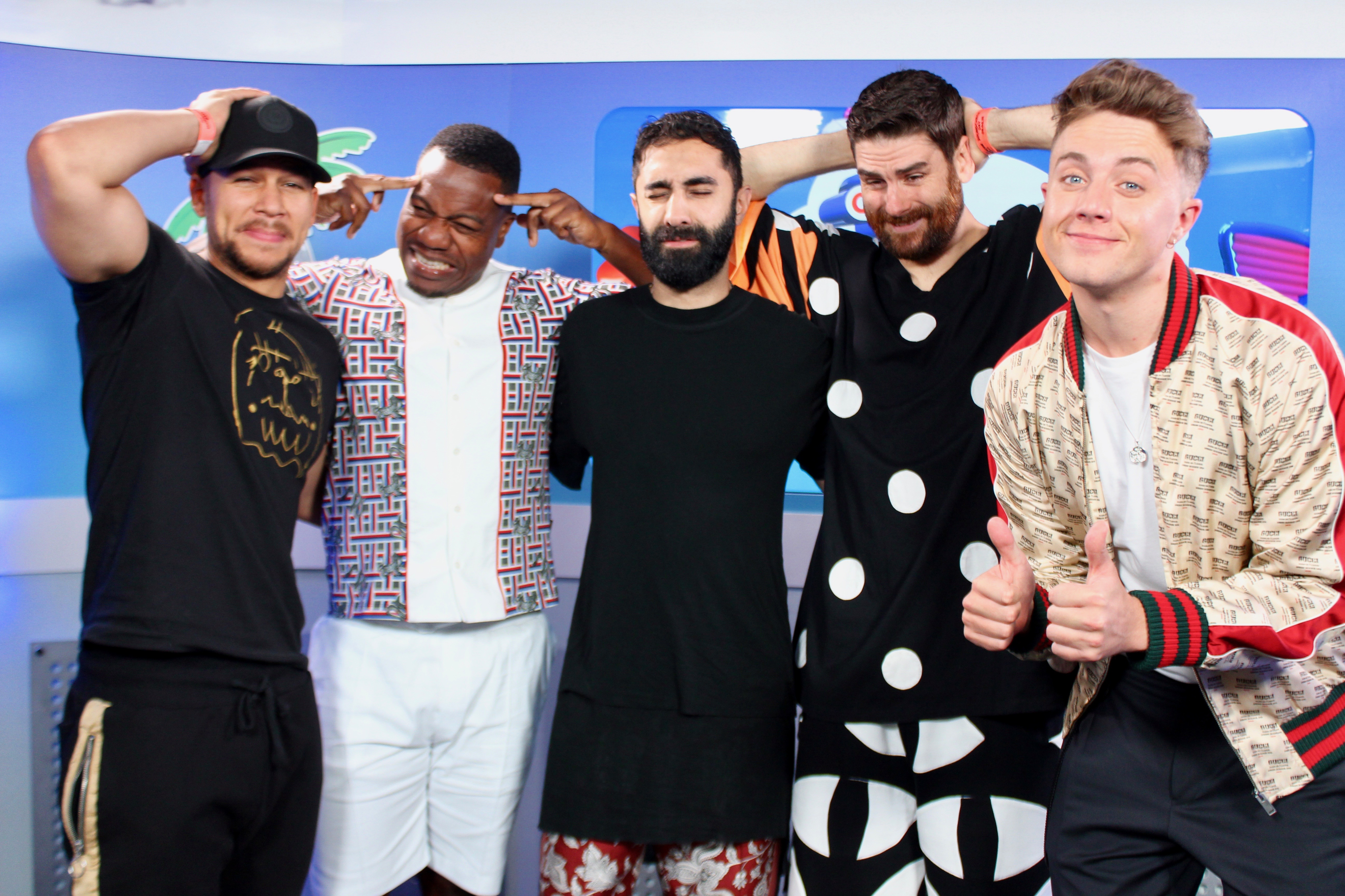 Rudimental Roman Kemp Summertime Ball 2018