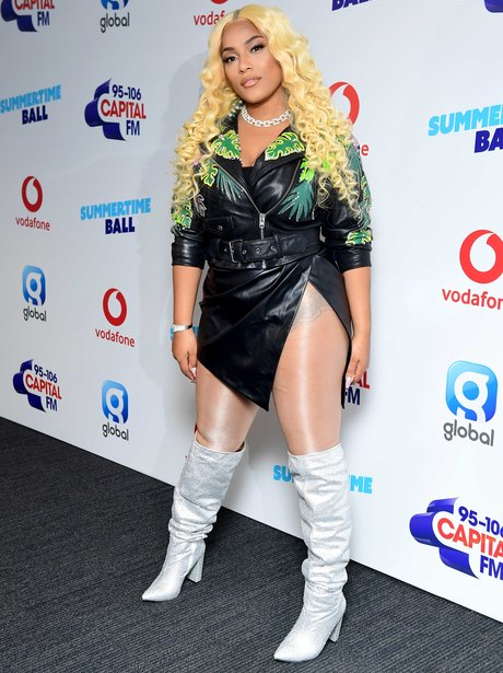 Stefflon Don Summertime Ball 2018