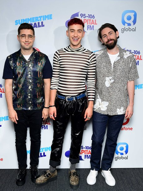 Years & Years Summertime Ball 2018 Red Carpet
