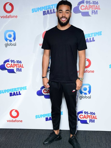 Yungen Summertime Ball 2018 Red Carpet
