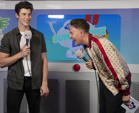 Shawn Mendes Roman Kemp Summertime Ball 2018