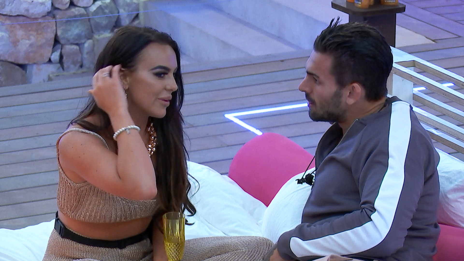 Adam & Rosie Love Island 2018
