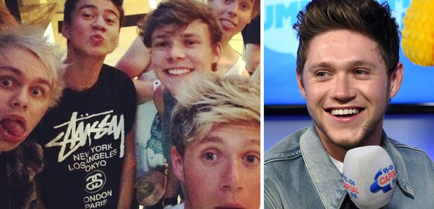 Niall Horan Is 5 Seconds of Summer's Biggest Fan And Here's