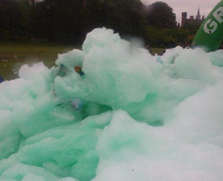 Ty Hafan Bubble Rush