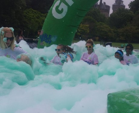 Ty Hafan Bubble Rush