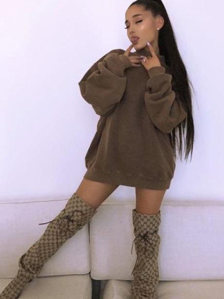 673aeb19476 Focus On Her! 16 Of Ariana Grande s Sexiest Photos...Ever! - Capital