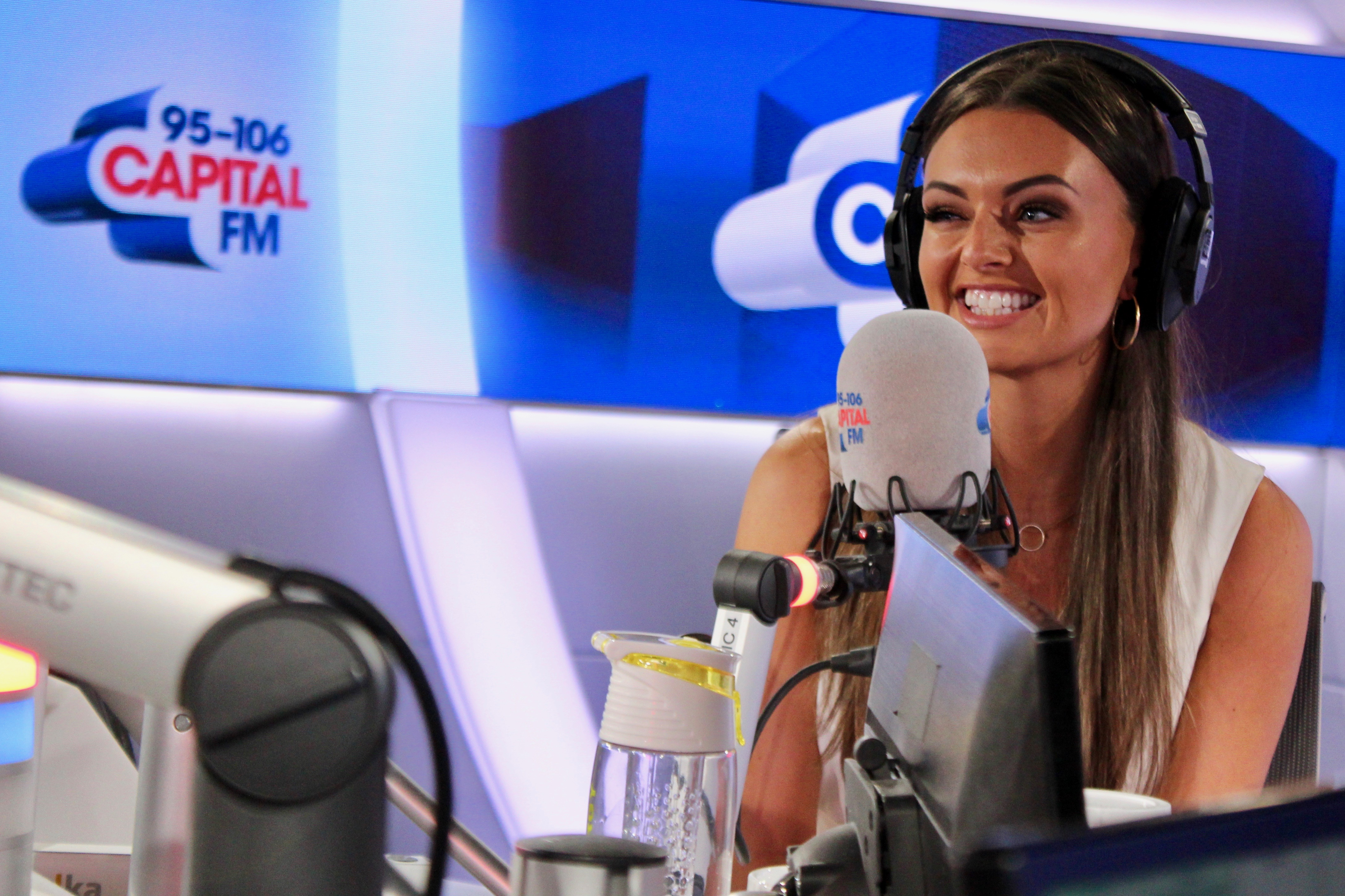 Kendall Rae-Knight on Capital Breakfast w/ Roman