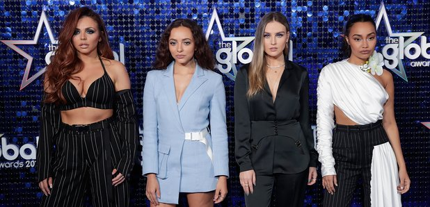 Win a meet greet with little mix signed merch and a photo with little mix global awards m4hsunfo