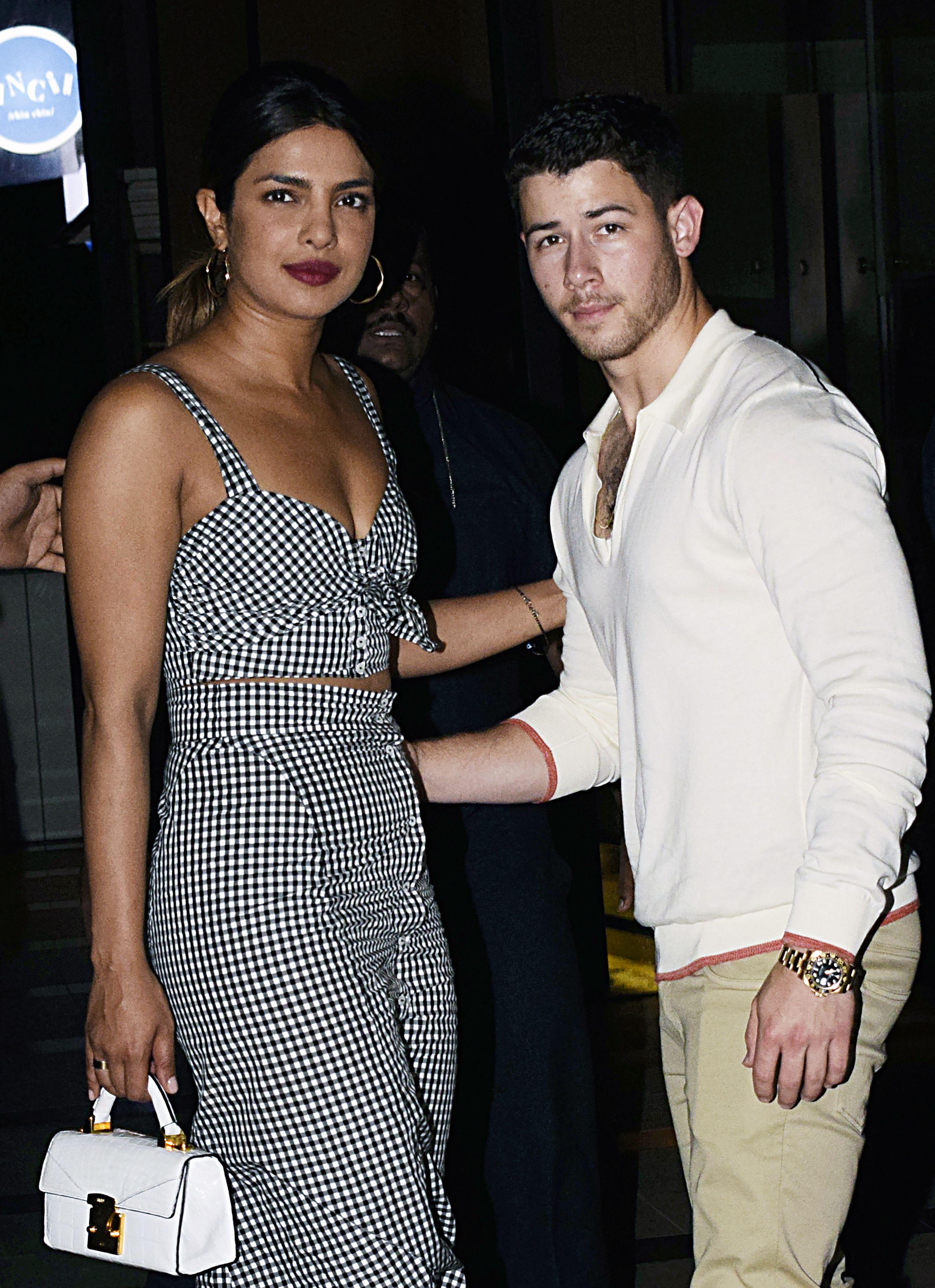 Nick Jonas And Priyanka Chopra Could Be Getting Married VERY Soon!