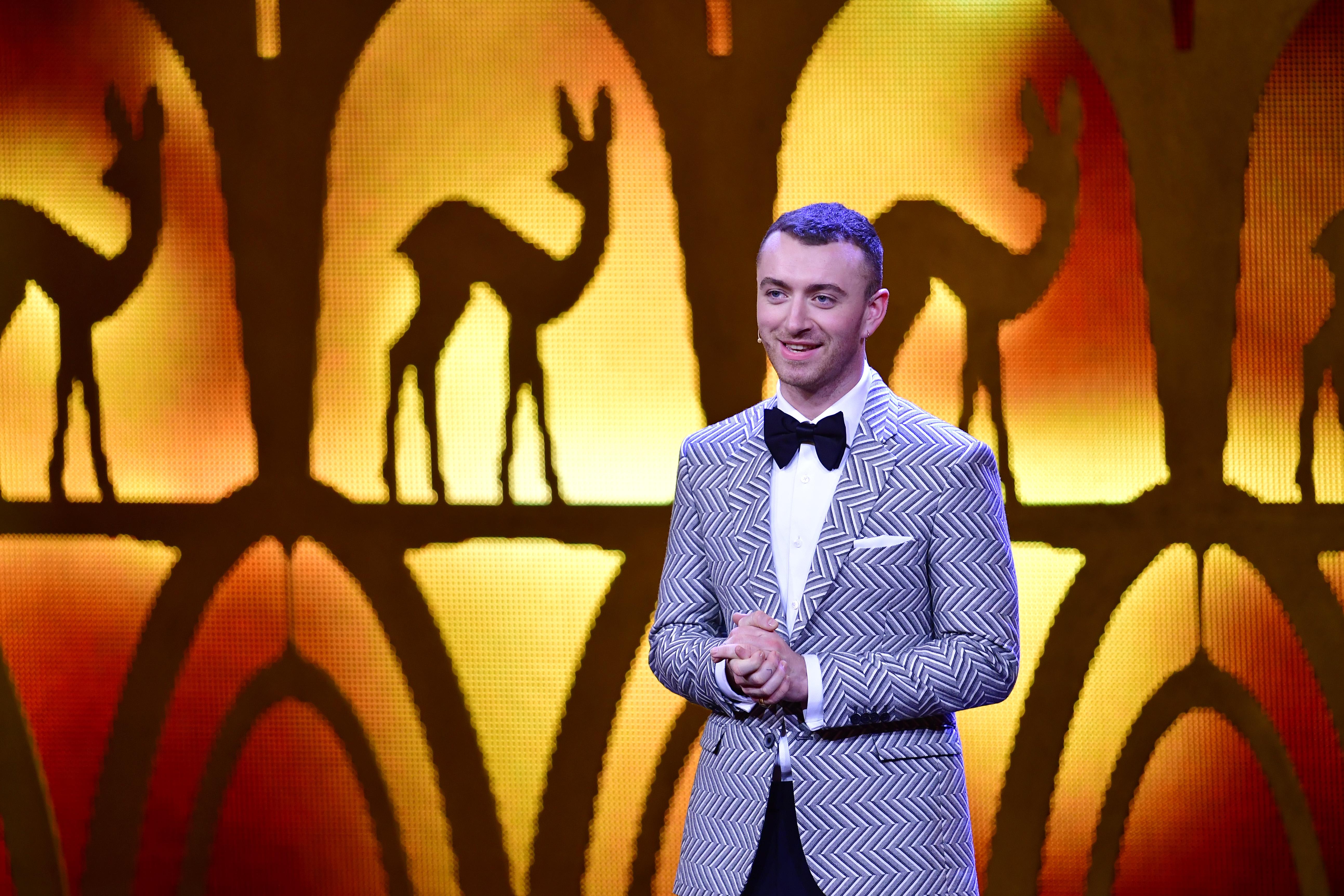 Sam Smith Bambi Awards 2017