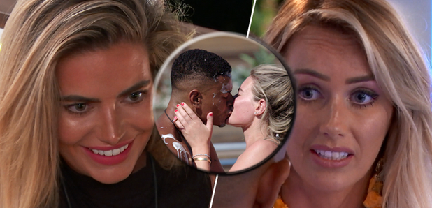 Love Island Spoiler: Wes And Megan's Shock Double Kiss As