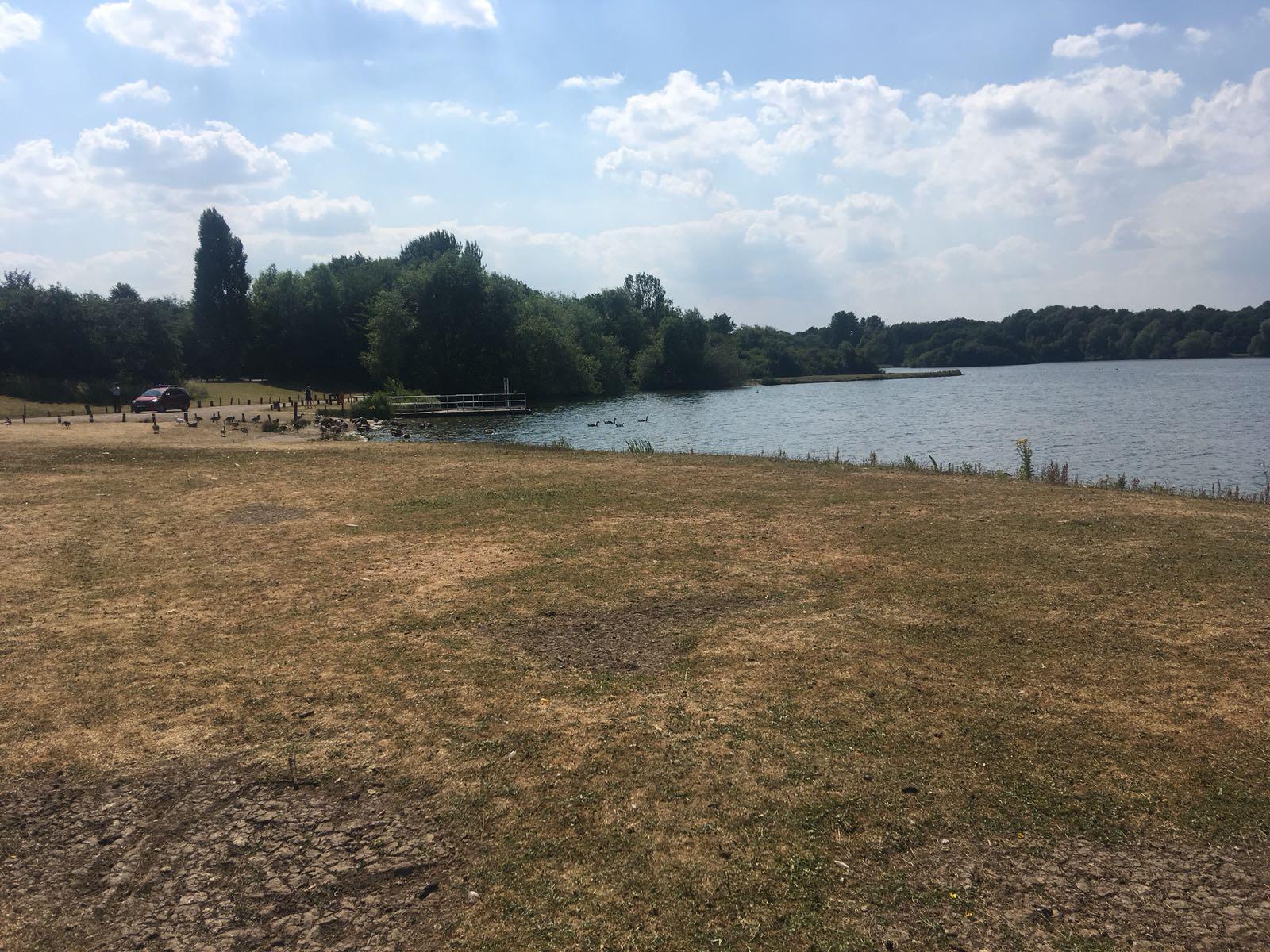 Colwick Park Lake