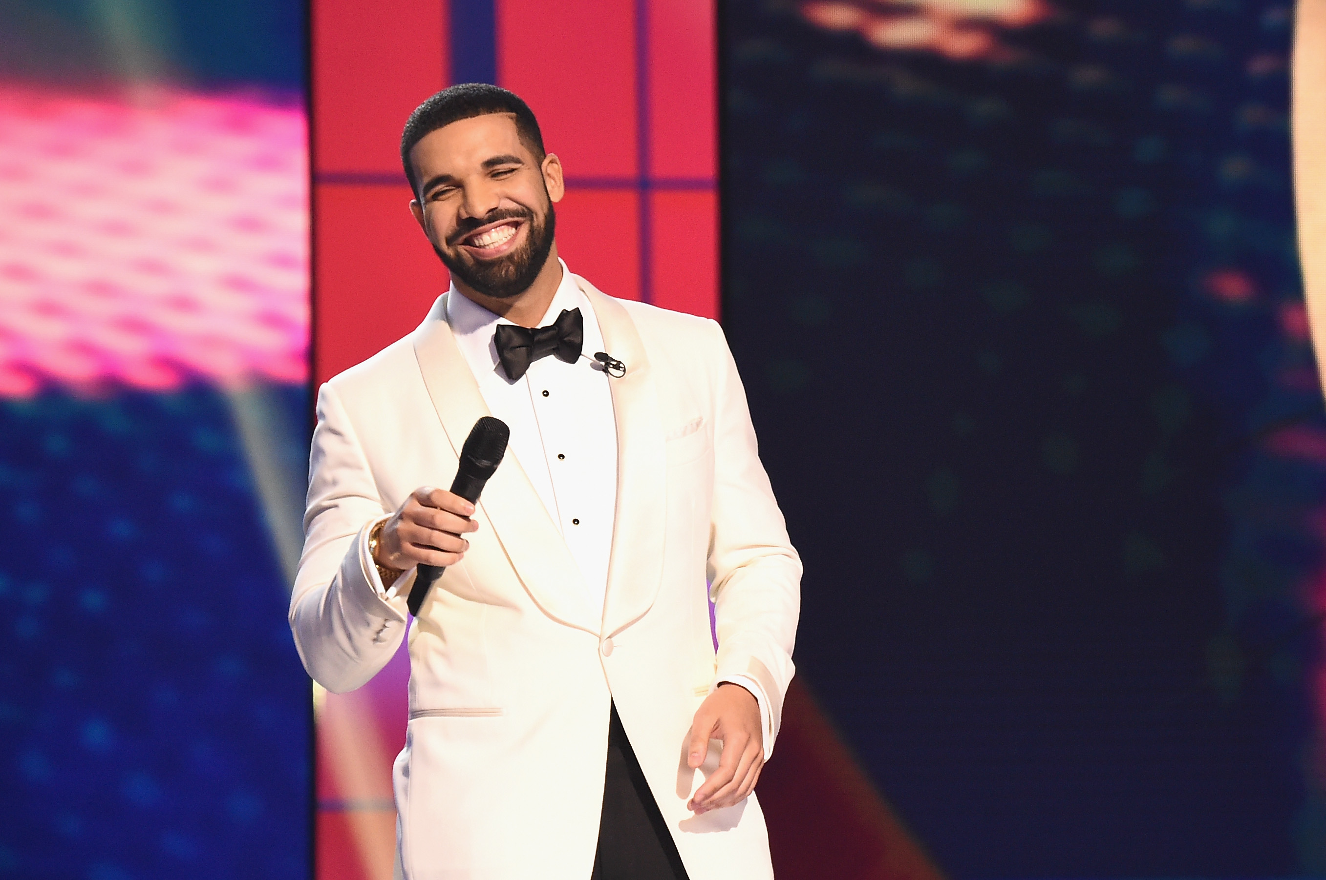 Drake 2017 NBA Awards Live On TNT