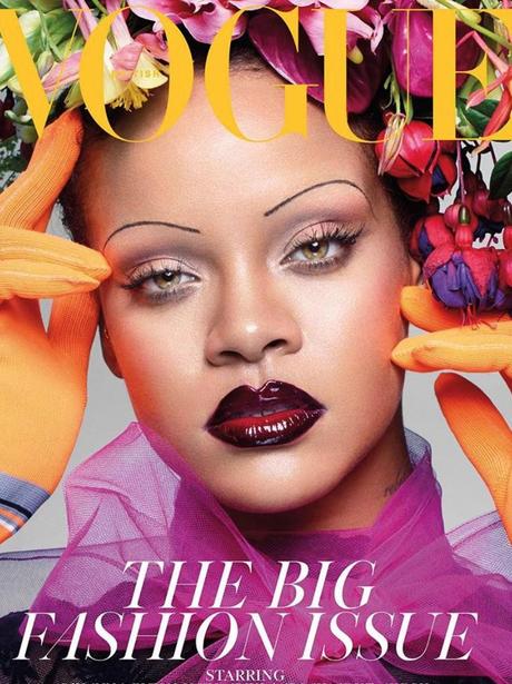 Rihanna Vogue Cover August 2018