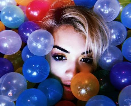 Rita Ora Ball Pool
