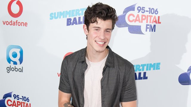 Win two meet greet tickets to shawn mendes 2019 tour capital m4hsunfo