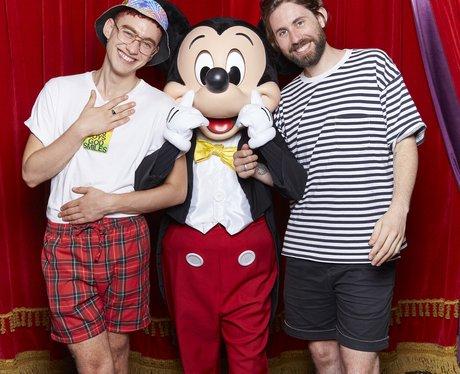 Years & Years Go To Disneyland Paris