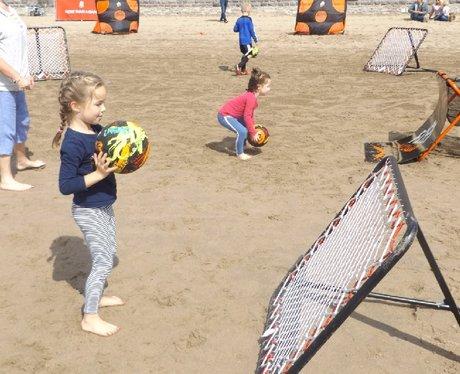 FAW Beach Football Festival