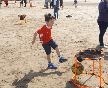 FAW Beach Football Festival