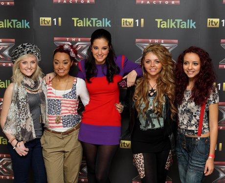 Little Mix 2011 X Factor Tulisa