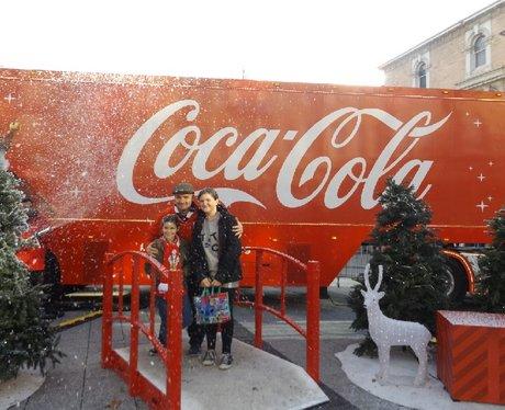 Coca Cola Truck 2018
