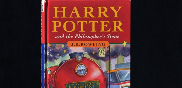 If Your Copy Of Harry Potter Has A Typo On Page 53, You Could Be