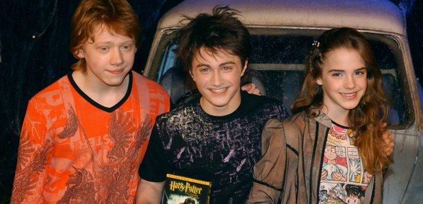Harry Potter Cast 2015
