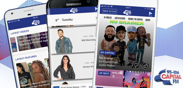 6ce79bbbf091e Download The Capital FM App For iOS   Android