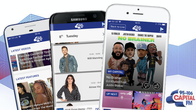 Download The Capital FM App For iOS & Android