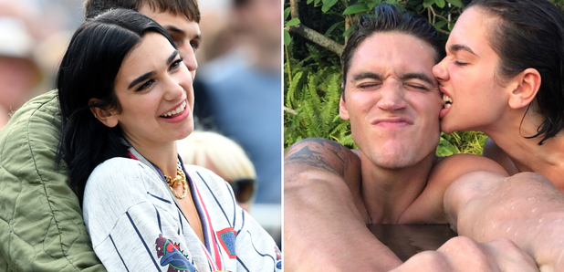Dua Lipa's Boyfriend Isaac Carew And Previous Relationship