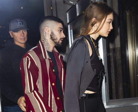 Gigi Hadid and Zayn Malik reunite in 2020