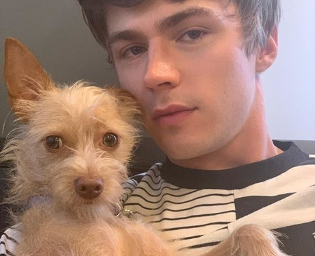 Miles Heizer 13 Reasons Why