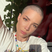 Image 1: Halsey has shaved her head