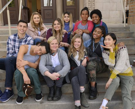 Cast of Moxie
