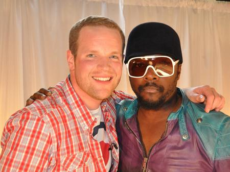 Will.i.am and Roberto