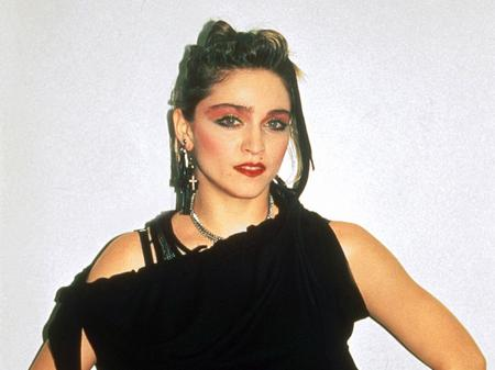 Madonna: through the years